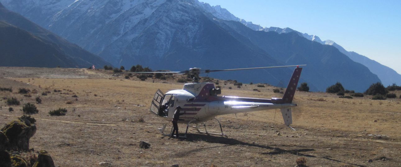 heli flight