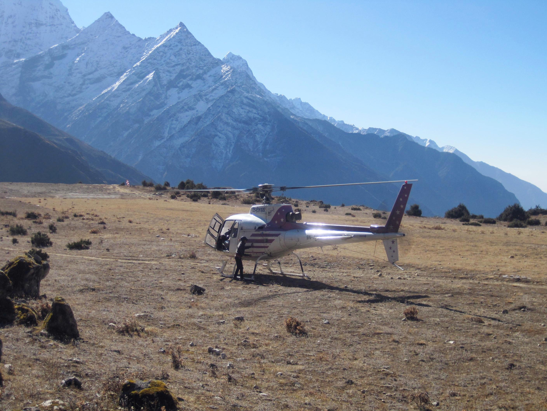Gosainkunda Lake Helicopter Tour