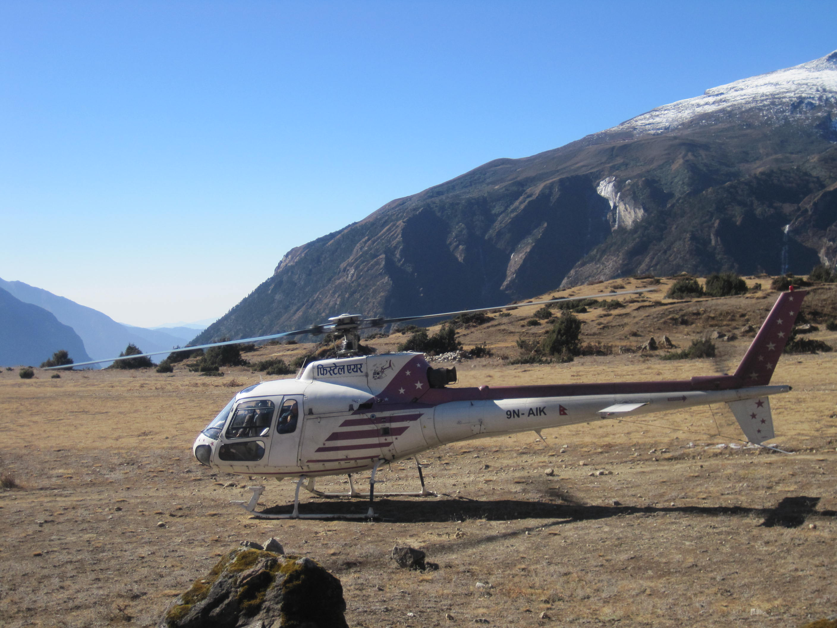 Helicopter Tours in Nepal Highlights